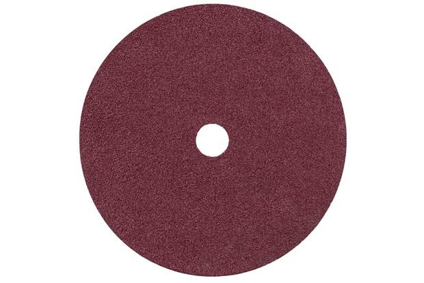 Disco de Lixa de Fibra 4.1/2x7/8'' Grão 36 - Worker