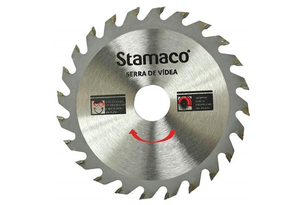 """Disco de Serra em Vídea Serramax 105mm (4.3/8"""") com 30 Dentes - Stamaco"""