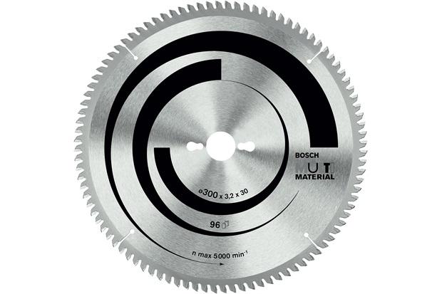 """Disco de Serra Multimaterial 10"""" Cromado - Bosch"""