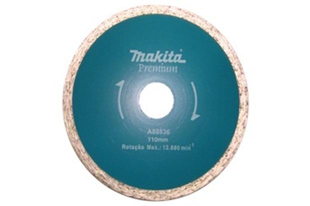 Disco Diamantado Liso a88836  - Makita