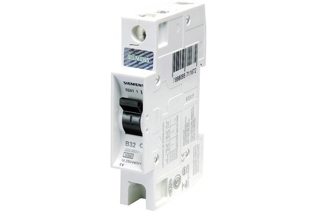 Disjuntor Din Curva B 20a 1p - Siemens