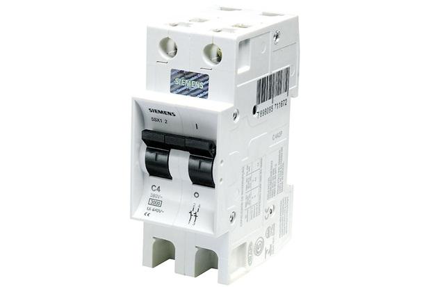 Disjuntor Din Curva B 20a Bipolar - Siemens