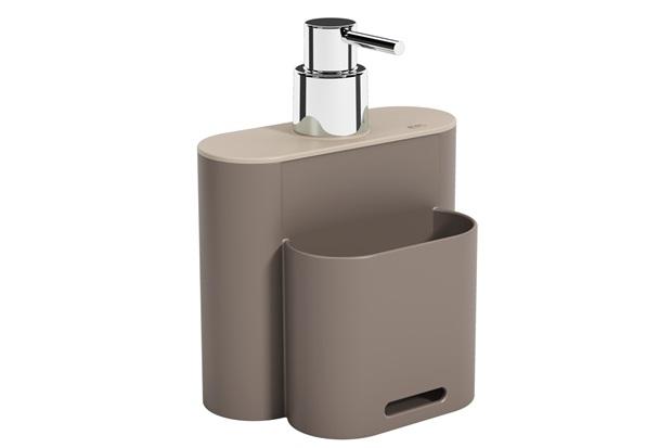 Dispenser Flat 500ml Light E Warm Gray - Coza