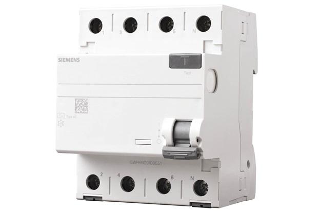 Dispositivo Dr 4p Tipo Ac 63a Branco - Siemens