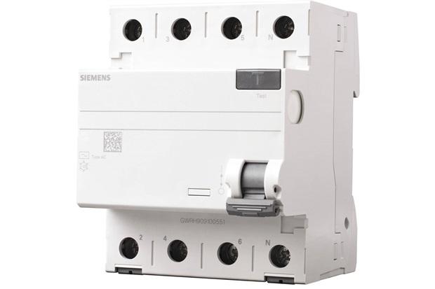 Dispositivo Dr Tipo Ac 40a 4p Branco - Siemens