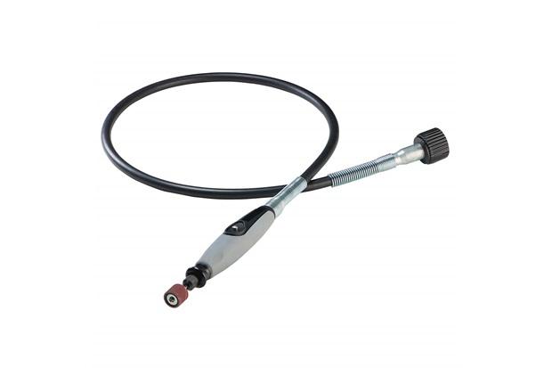 Eixo Flexível para Microrretífica 225 Cinza E Preto - Dremel