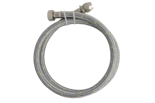 Engate Flexível de Aço Inox para Gás 1,20 Metros - Blukit