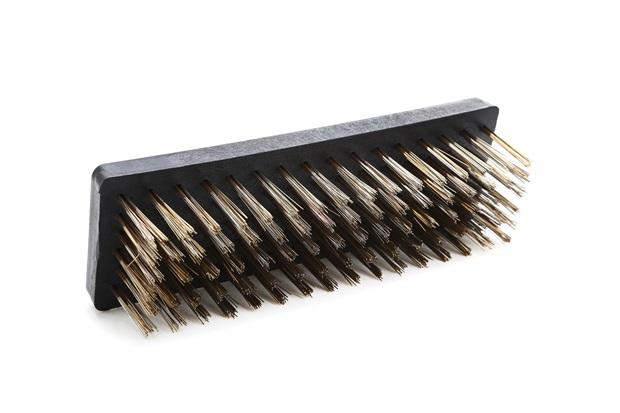 Escova Manual de Arame de Aço N° 0 - Tigre