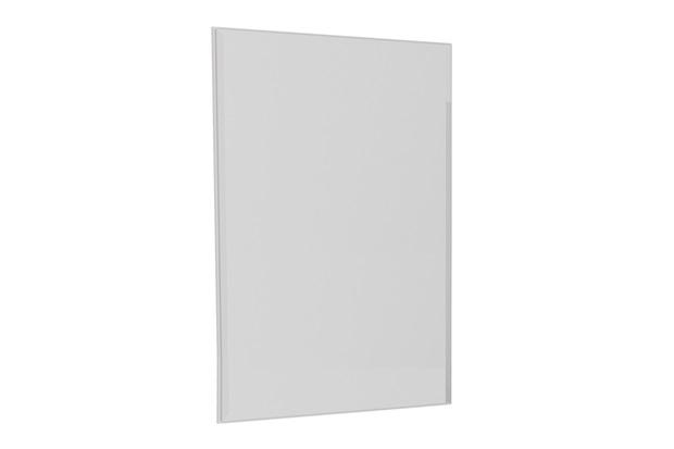 Espelheira Arati Peri 60x1,5cm Branca - Cozimax