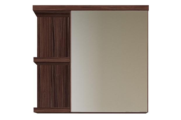 Espelheira em Mdp com Prateleira Ônix 63,5x68cm Ameixa - Gaam