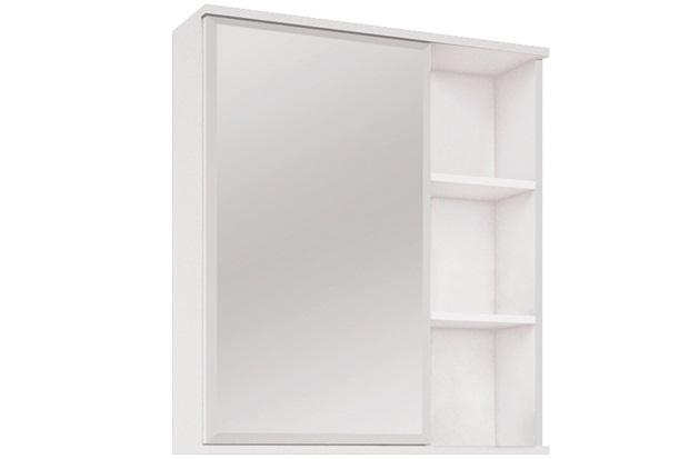 Espelheira em Mdp Treviso 64x56cm Branco - MGM