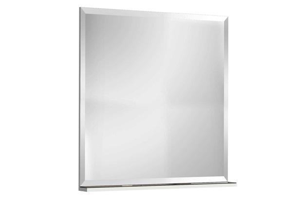 Espelheira Yes Branco 60cm    - Bumi Móveis
