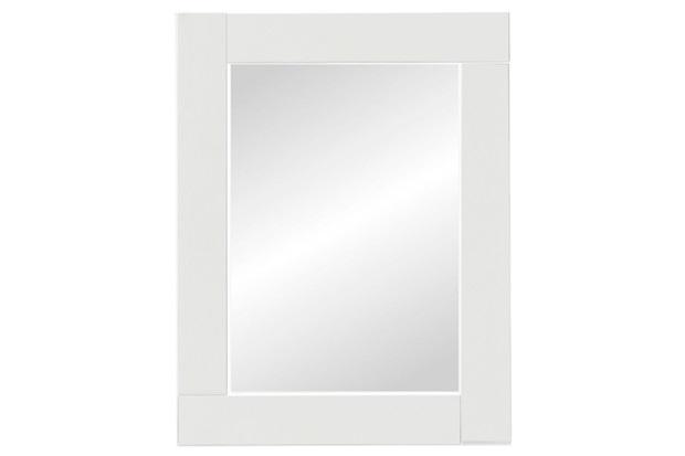 Espelho com Moldura em Madeira da Vinci 60x80cm - Casa Etna