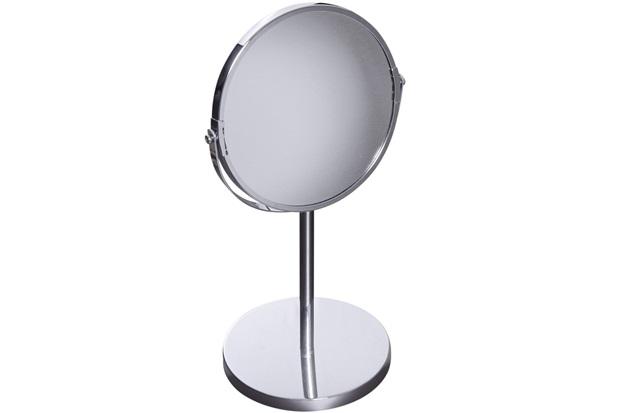 Espelho de Mesa Cromado - Casanova