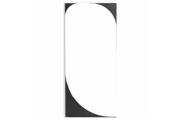 Espelho de Parede em Mdf Marsala 45x100cm Ônix - Mazzu