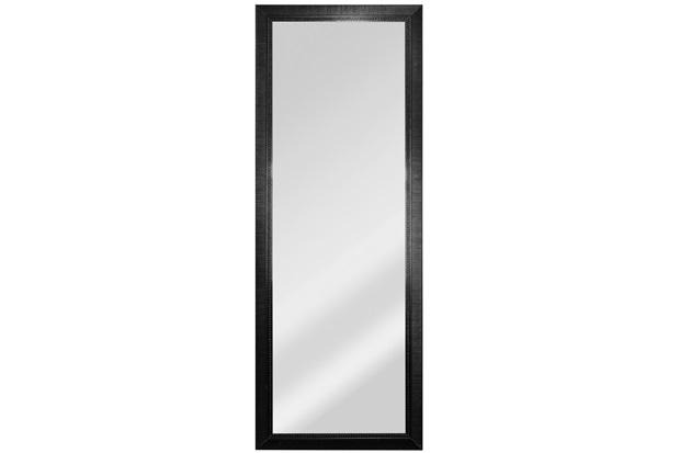 Espelho Esmeralda Retangular Moldura de Madeira Tabaco 169x63cm - Espelhos Leão