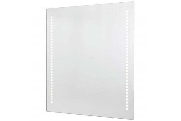 Espelho para Banheiro com Led Quadrados 52,5x54cm - Cris Metal
