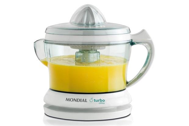 Espremedor de Frutas Turbo Citrus 127v - Mondial