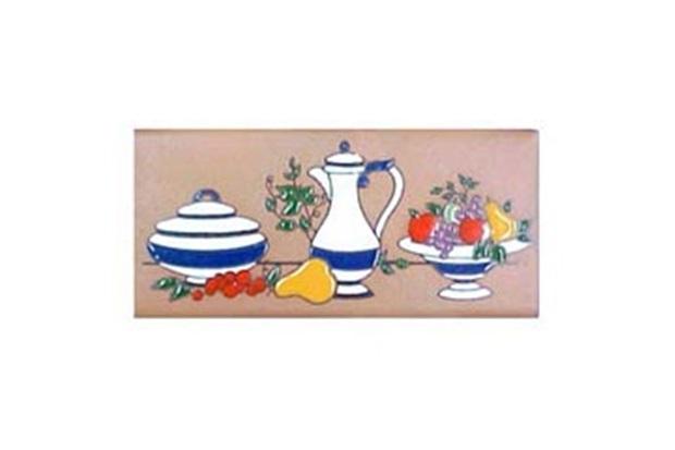 Faixa Ref. Lcc-1708-12 Cappucino Pacote com 5 Peças - Fênix