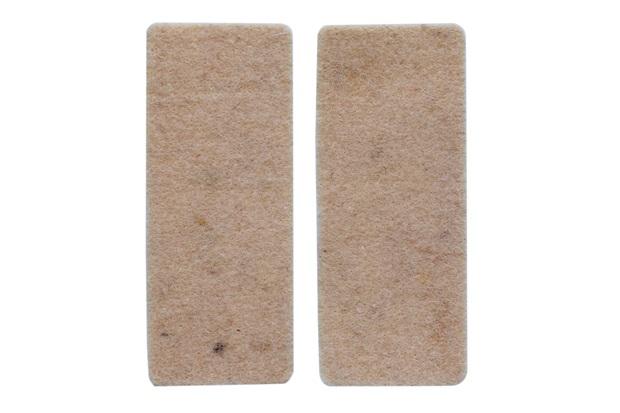 Feltro de Lã Retangular com 2 Peças 40x100mm - Talentos