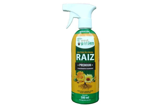 Fertilizante Mineral Pronto Uso Raiz 500ml - West Garden