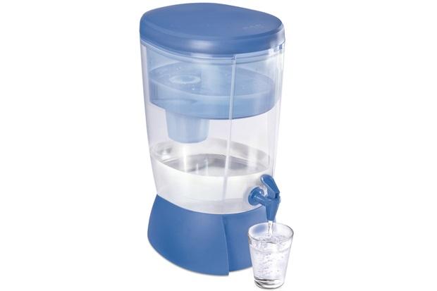 Filtro em Polipropileno para Água Eco Filter 7,5 Litros Azul - Sap Filtros
