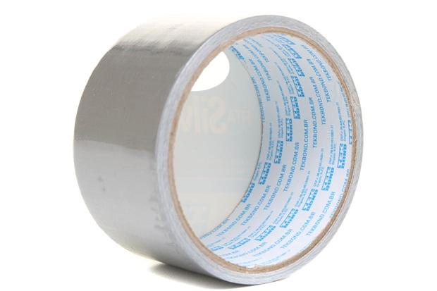 Fita Super Tape Prata 48mm 5 Metros - Tekbond