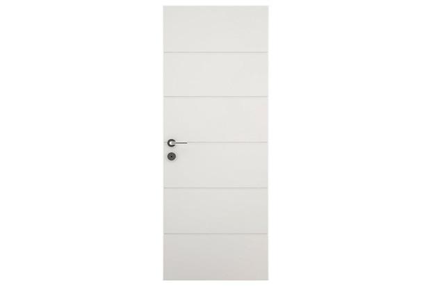 Folha de Porta Bella Branca 210x60cm - Vert