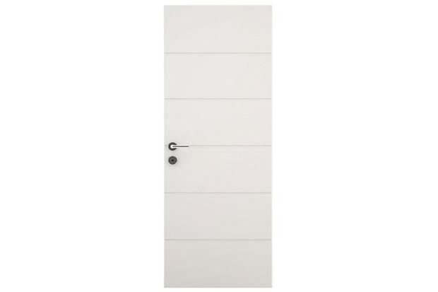Folha de Porta Bella Branca 210x70cm - Vert