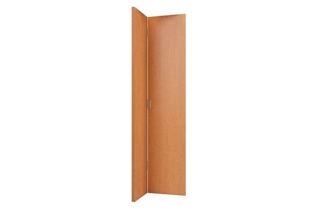 Folha de Porta Camarão Colmeia Lisa 210x60cm Freijó - Vert