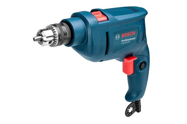 Furadeira de Impacto 450w 110v Gsb 450 Azul - Bosch