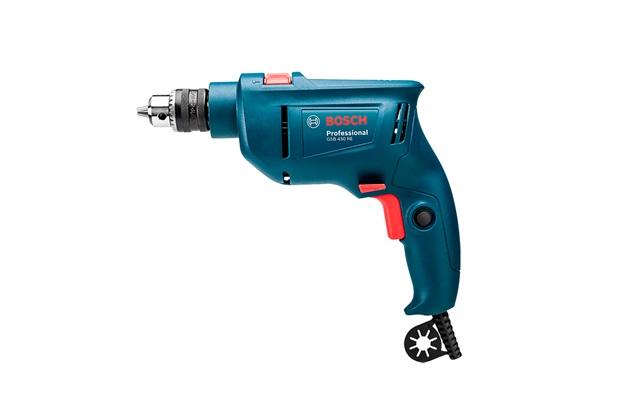 Furadeira de Impacto 450w 220v Gsb 450 Azul - Bosch
