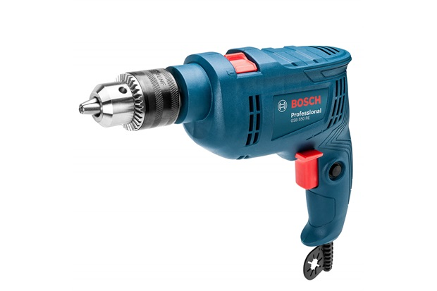 Furadeira de Impacto 550w 110v Gsb 550 Azul - Bosch