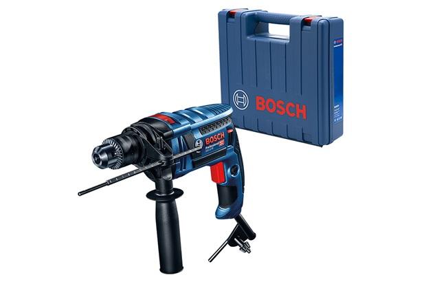 Furadeira de Impacto 750w 110v Gsb 16 Re Professional Azul E Preta - Bosch