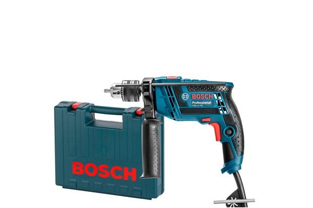 Furadeira de Impacto Reversível 650w 110v Gsb 13 Re Professional Azul E Preta - Bosch