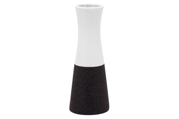 Garrafa em Cerâmica Home&Co 16x6cm Branca - GS