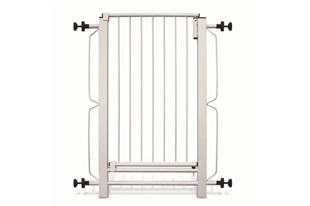 Grade de Proteção para Porta Safe Max 80x70cm Branca - Maxeb