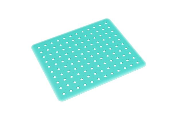 Grade para Pia Basic 32,8x27,8cm Verde - Coza