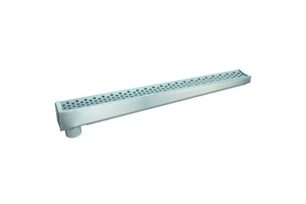 Grelha para Ralo Linear 45mm Seca Tudo com 1 Metro - Aminox