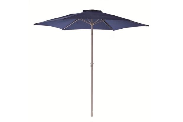 Guarda-Sol de Nylon Azul - Importado