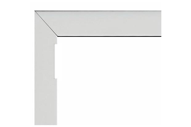 Guarnição para Janela Maxim-Ar com Tela Alumifort 60x60cm Branca - Sasazaki