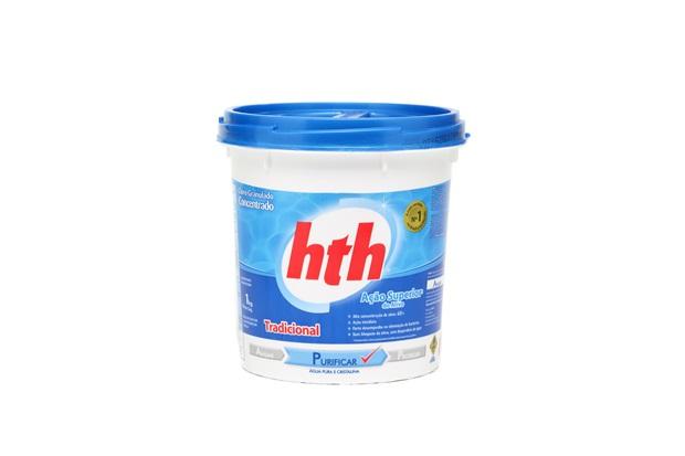 Hth Cloro Concentrado Tradicional 1kg - HTH