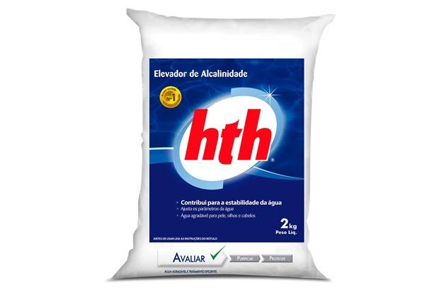 Hth Elevador de Alcalinidade - HTH