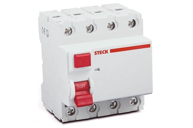 Interruptor Diferencial Idr 4p 63a 30ma - Steck