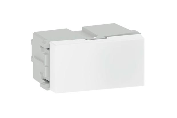 Interruptor Simples 10a 250v Refinatto Branco - WEG