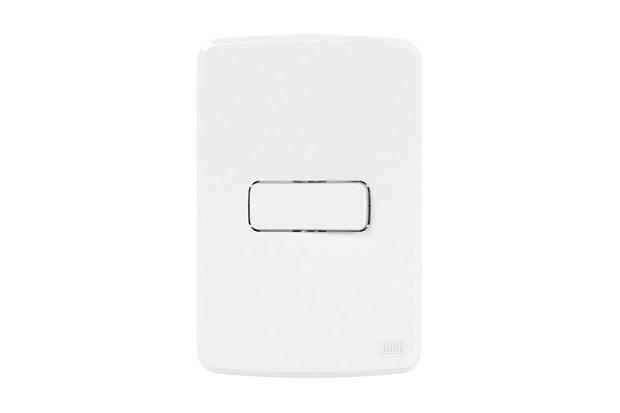 Interruptor Simples com Placa 10a 250v Compose Branca - WEG
