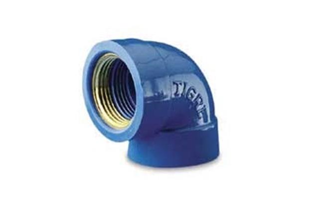 Joelho 25x1/2mm Azul Bch Latao - Tigre