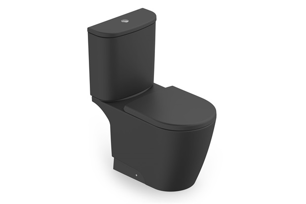 Kit Bacia com Caixa Acoplada E Assento Sanitário Neo Noir - Incepa