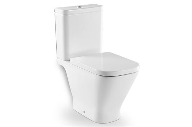 Kit Bacia Sanitária com Caixa Acoplada Gap - Roca