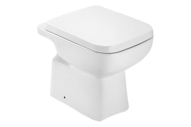Kit Bacia Sanitária Convencional E Assento Soft Close Misti Branco - Icasa